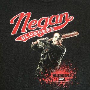 The Walking Dead Negan Slugger Tee XL